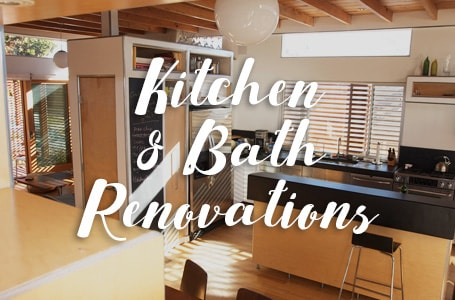 Kitchen & Bath Renovations