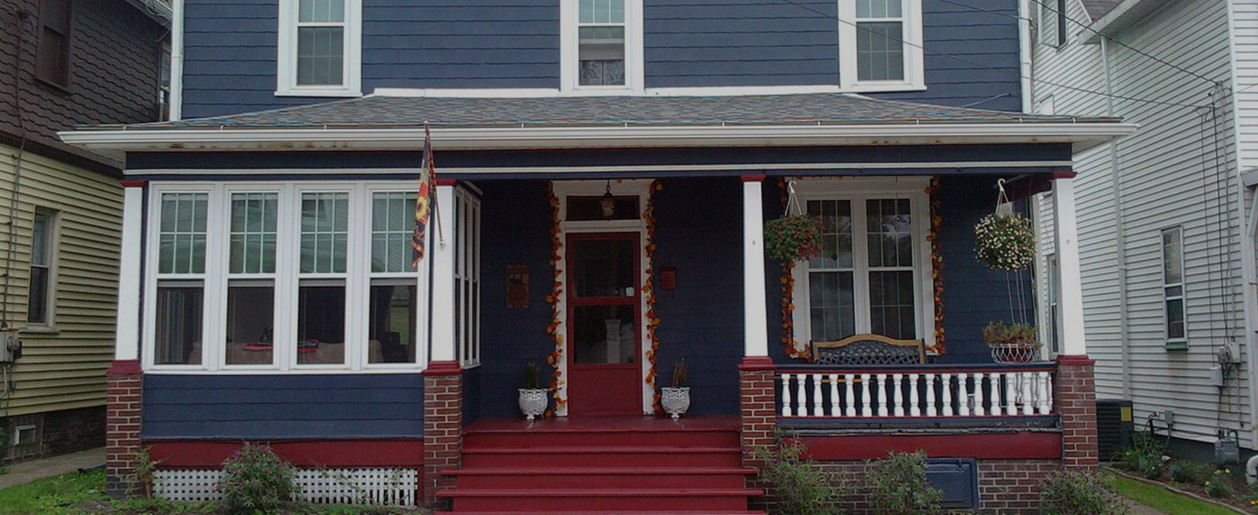 Exterior Painting Can Sell A Home Faster Chesapeake Painting Services